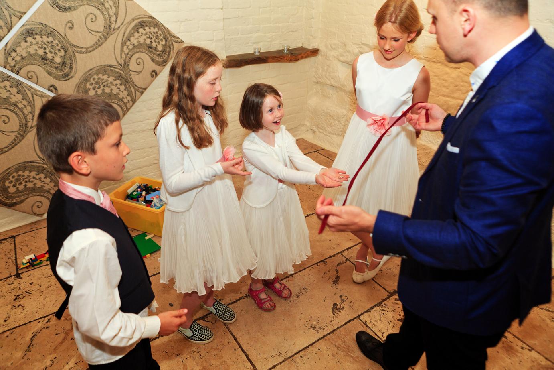 Wedding Magician Phil Taylor Birmingham